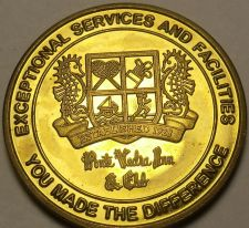 Buy 24k Gold Plated AAA 5 Diamond Award For Excellence~Ponte Vedra Inn & Club~FR/Shi