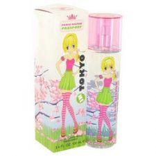 Buy Paris Hilton Passport In Tokyo by Paris Hilton Eau De Toilette Spray 3.4 oz (Women)