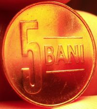 Buy Gem Unc Romania 2014 5 Bani~See All Our Unc Coins~Free Shipping
