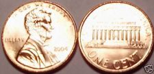 Buy 2004-P GEM UNCIRCULATED LINCOLN CENT~FREE SHIP INCLUDED