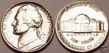 Buy UNCIRCULATED 1987-P JEFFERSON NICKEL~FREE SHIPPING~NICE