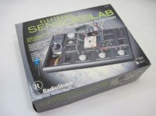 Buy 75 project Radio Shack Electronic Sensor Lab complete set kit science sensorslab