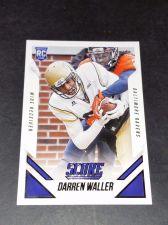 Buy NFL Darren Waller Ravens SUPERSTAR 2015 PANIN FOOTBALL ROOKIE GEM MN