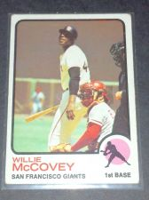 Buy VINTAGE WILLIE McCOVEY GIANTS 1973 TOPPS #410 GD-VG