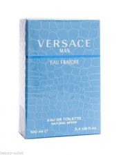 Buy VERSACE MAN EAU FRAICHE EDT 100ml 3.4oz Eau de Toilette NEW IN BOX Original Men