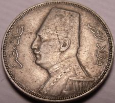 Buy Egypt AH1352 (1933) 5 Milliemes~Key Date Coin~Free Shipping