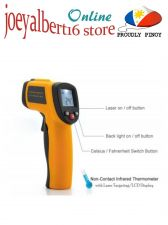 Buy Non-Contact Infrared Thermometer Wide Temperature Measuring Range