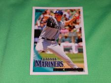 Buy MLB Eric Bedard Mariners Superstar 2010 TOPPS BASEBALL GD-VG