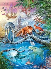 Buy Shangri-la Winter - 1000 Piece Puzzle