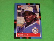 Buy MLB Manny Lee Blue Jays 1988 Donruss Baseball GD-VG