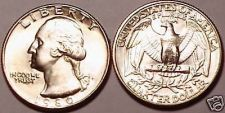 Buy 1980-D GEM BRILLIANT UNCIRCULATED WASHINGTON QUARTER~FREE SHIPPING~SEE OUR COINS