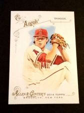 Buy MLB 2014 TOPPS ALLEN & GINTER TYLER SKAGGS ANGELS SUPERSTAR #58 GD-VG