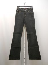 Buy Polo USA Jeans Boot Cut Legs Dark Wash 26X33 Women's Jeans Junior Size 1