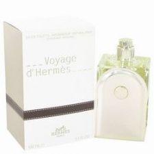 Buy Voyage D'Hermes by Hermes Eau De Toilette Spray Refillable 3.3 oz (Men)