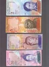 Buy Venezuela 2-100 Bolivares 2007-2012 UNC