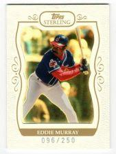 Buy MLB 2008 TOPPS STERLING EDDIE MURRAY /250 MNT