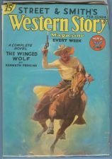 Buy Street & Smith's Western Story Magazine [v128 #1, February 10, 1934] ~5