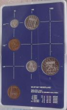 Buy GEM UNCIRCULATED NETHERLANDS MINT ISSUED 1982 6 PIECE SET~SCARCE~FREE SHIPPING~
