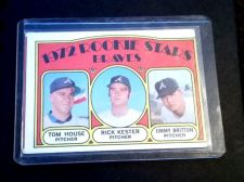 Buy VINTAGE 1972 TOPPS ROOKIE STARS #351 GD-VG