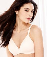 Buy XB0030 Warner's Women's 2055M 2055 Invisible Bliss Wire-Free T-shirt Bra New