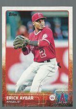 Buy 2015 Topps Series 1 Baseball #295 Erick Aybar Los Angeles Angels