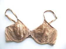 Buy SB0060 Warner's NEW 2526 Golden Dust Sheer Lace Front Close Soft Cups UW Bra 36B