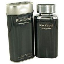 Buy Black Soul by Ted Lapidus Eau De Toilette Spray 3.4 oz (Men)