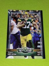 Buy NFL 2015 TOPPS JORDY NELSON PACKERS FANTASY STUDS INSERT #319 MNT