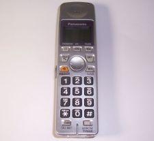 Buy Panasonic KX TGA101S Handset = KX TG1035s PQLV30053ZAS cordless phone DECT6.0
