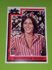 Buy VINTAGE 1977 CHARLIES ANGELS TELEVISION SERIES COLLECTORS CARD #194 GD-VG