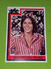Buy VINTAGE 1977 CHARLIES ANGELS TELEVISION SERIES COLLECTORS CARD #194 GD-VG