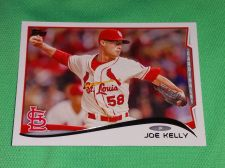 Buy MLB Joe Kelly St.Louis Cardinals Superstar 2014 TOPPS BASEBALL GD-VG