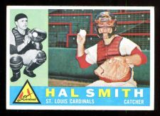 Buy 1960 TOPPS HAL SMITH, #84, EX-MT (60T0218)