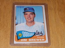 Buy VINTAGE JIM BREWER DODGERS 1964 TOPPS #416 GD-VG