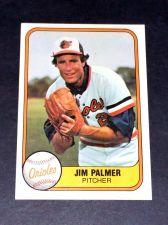 Buy VINTAGE JIM PALMER HOF 1980 TOPPS #169 GD-VG