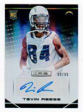 Buy NFL 2014 ROOKIES & STARS TEVIN REESE AUTO RC /99 MNT