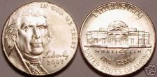 Buy 2007-P GEM UNCIRCULATED JEFFERSON HEAD NICKEL~FREE SHIPPING~SEE OUR UNC COINS~
