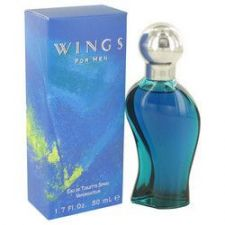 Buy WINGS by Giorgio Beverly Hills Eau De Toilette/ Cologne Spray 1.7 oz (Men)