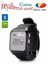 Buy iMacwear Bluetooth Smartwatch - SMS + Phonebook Sync, Makes + Answers Calls, Ped