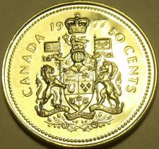 Buy Proof Canada 1977 50 Cents~225,307 Minted~We Have Canadian~Free Shipping