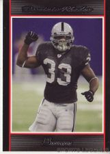 Buy 2007 Bowman #35 Dominic Rhodes