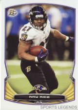 Buy 2014 Bowman #46 Ray Rice