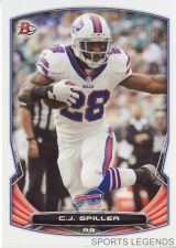 Buy 2014 Bowman #93 CJ Spiller