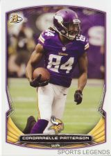 Buy 2014 Bowman #95 Cordarrelle Patterson