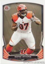 Buy 2014 Bowman #97 Geno Atkins