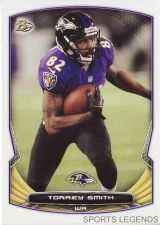 Buy 2014 Bowman #100 Torrey Smith