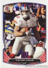 Buy 2014 Bowman #102 Victor Cruz