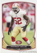 Buy 2014 Bowman #103 Patrick Willis