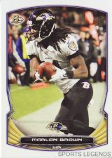 Buy 2014 Bowman #105 Marlon Brown