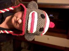 Buy Sock Monkey Hat
